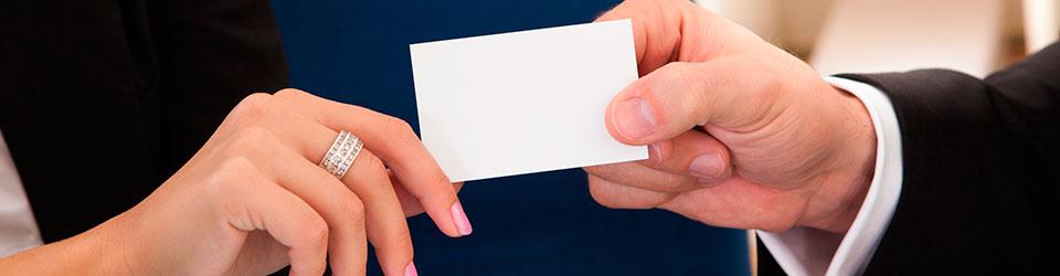 Private Visitenkartenvorlage Als Wordvorlagen Datei Dotx
