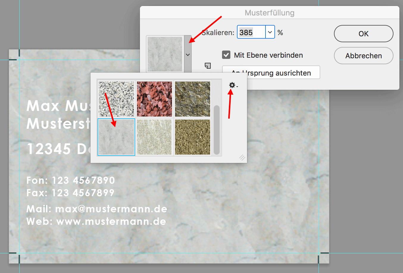 Fein Photoshop Vorlage Visitenkarte Zeitgenössisch - Entry Level ...